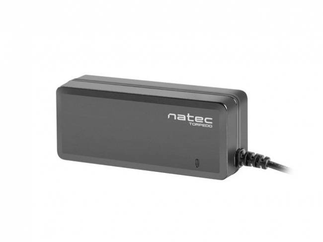 Torpedo Universal Laptop AC Adapter Black
