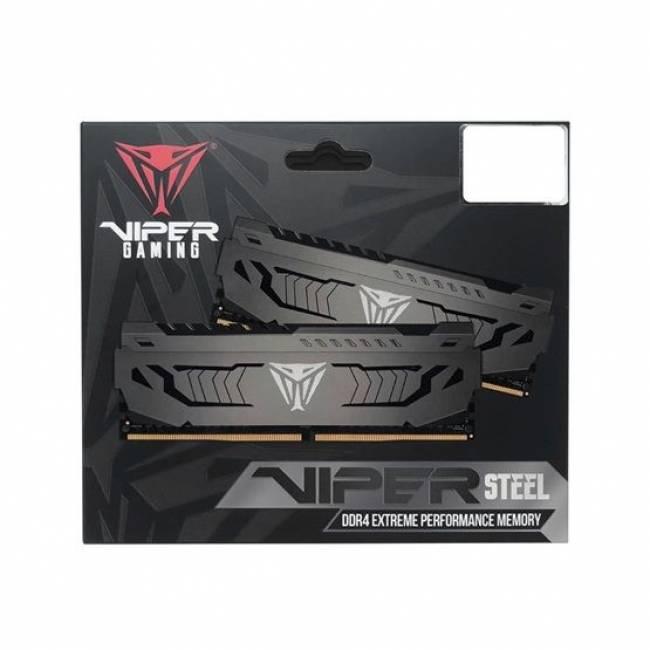 16GB DDR4 3600MHz Kit (2x8GB) Viper Steel