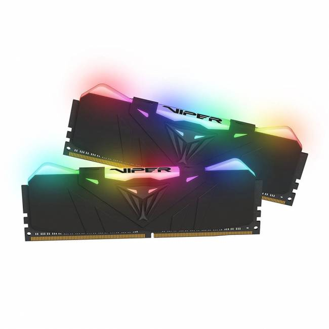 16GB DDR4 3600MHz Viper RGB Kit (2x8GB)