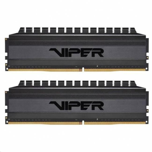 32GB DDR4 3000MHz Kit (2x16GB) Viper 4 Blackout
