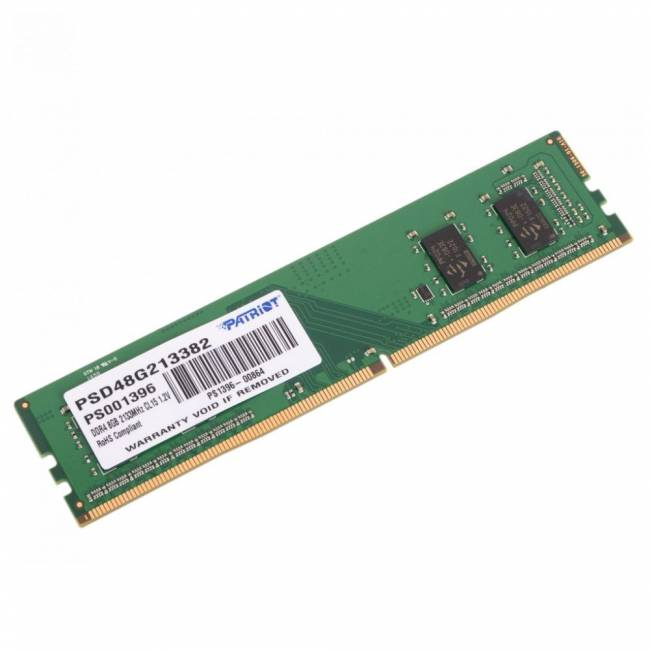 32GB DDR4 3200MHz Signature