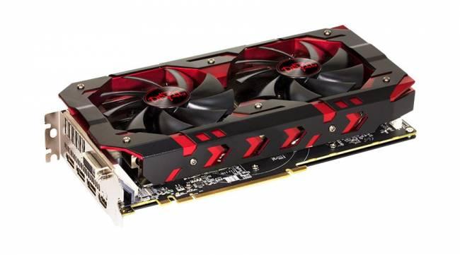 RX 580 8GB DDR5 Red Devil