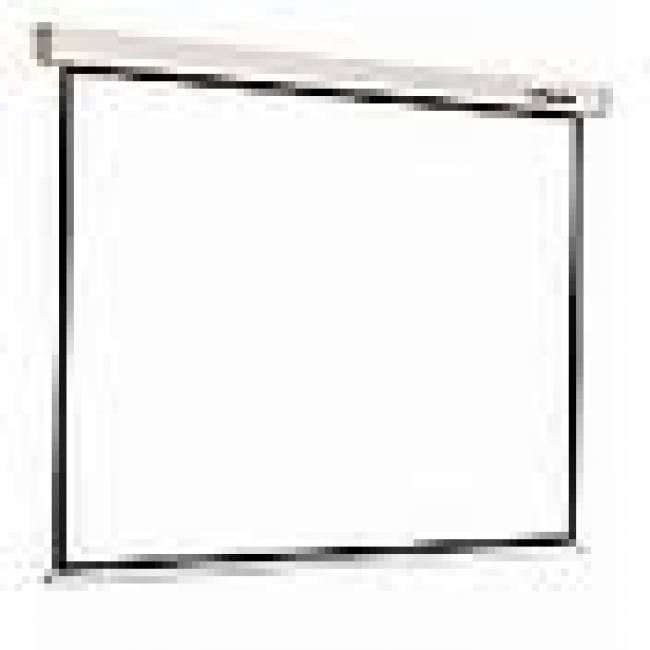 Crystal-Line Rollo 200x152 cm 16:9 ; 4 black borders