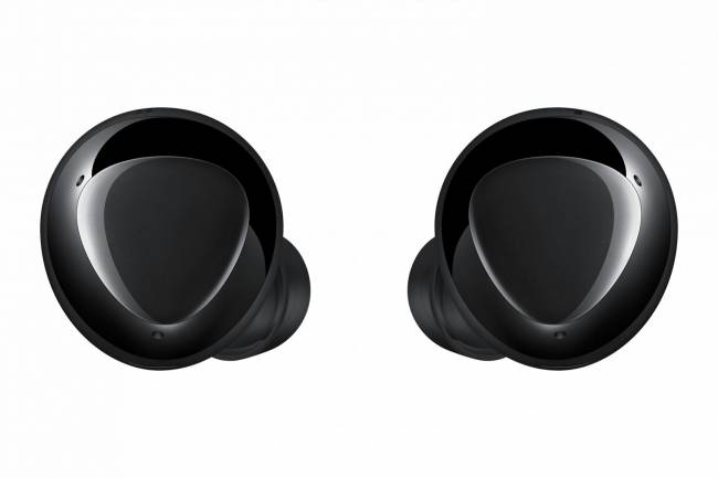 Galaxy Buds+ True Wireless Bluetooth Headset Black