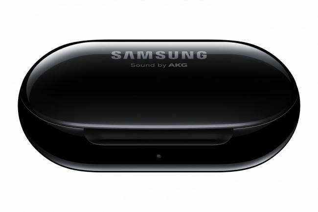 Galaxy Buds+ True Wireless Bluetooth Headset Black