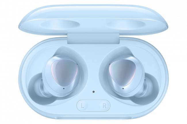 Galaxy Buds+ True Wireless Bluetooth Headset Blue