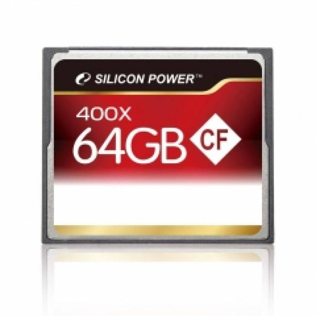 64GB Compact Flash 400x