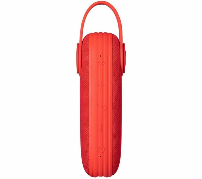 Icon Bluetooth Speaker Red