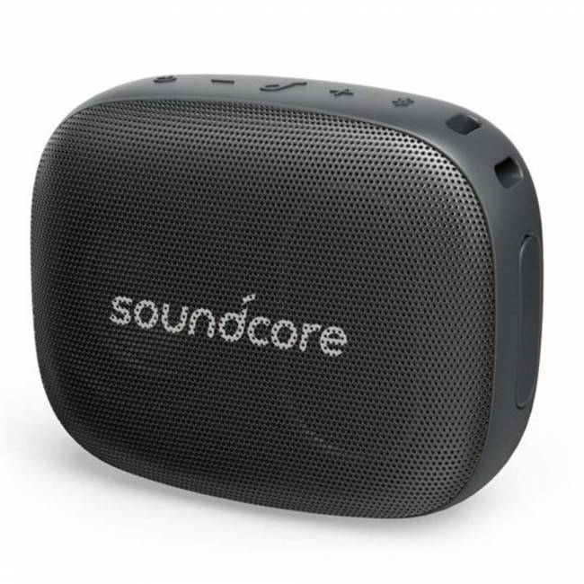 Icon Mini Bluetooth Speaker Black