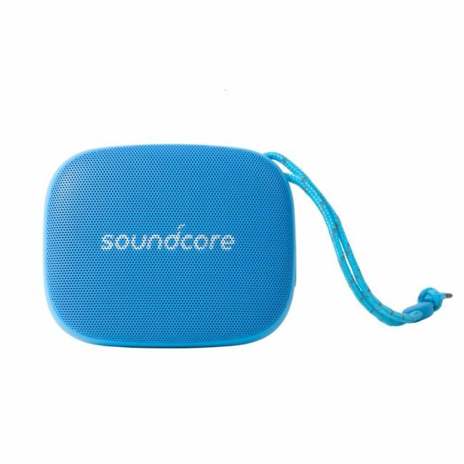 Icon Mini Bluetooth Speaker Blue