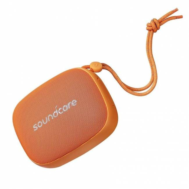 Icon Mini Bluetooth Speaker Orange