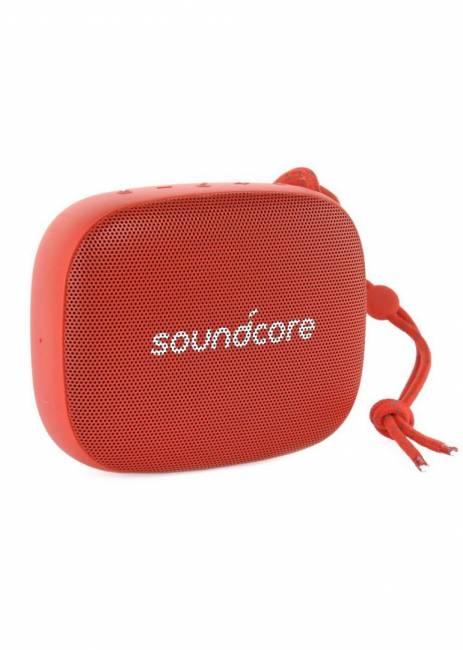 Icon Mini Bluetooth Speaker Red