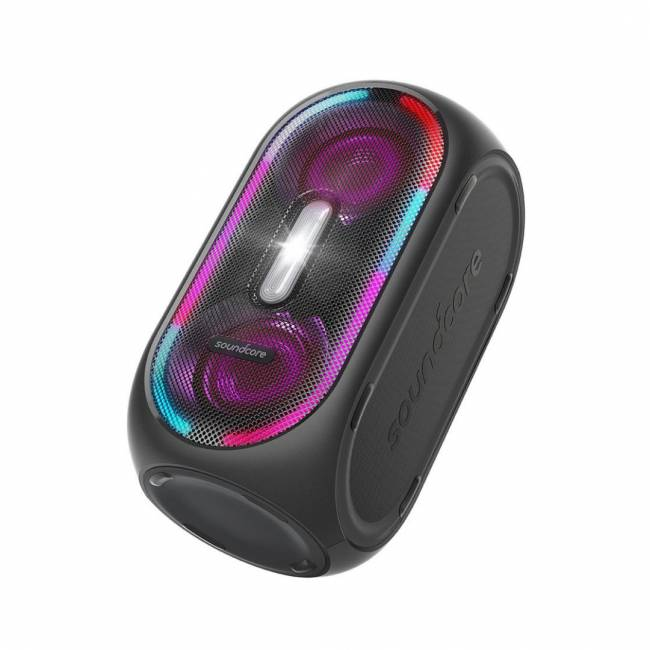 Rave Bluetooth Speaker Black