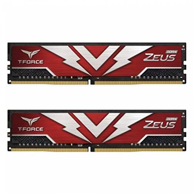 16GB DDR4 3000MHz Kit(2x8GB) T-Force Zeus