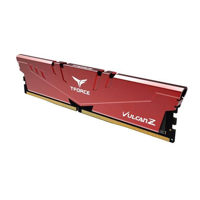16GB DDR4 3200MHz Vulcan Z Red