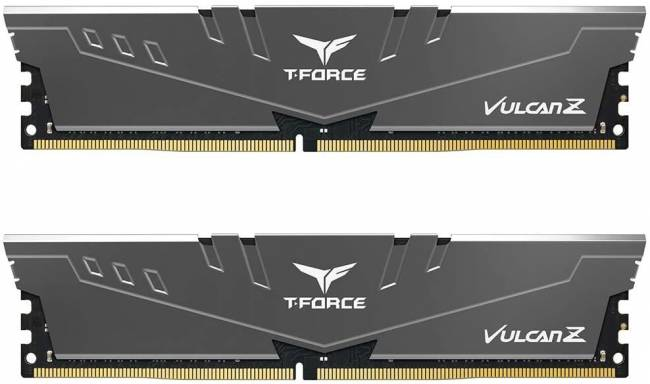 32GB DDR4 3200MHz Kit(2x16GB) Vulcan Z Grey