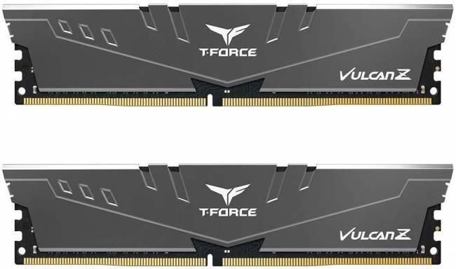 32GB DDR4 3200MHz Kit(2x16GB) Vulcan Z Grey