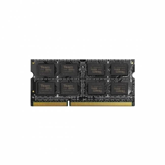 4GB DDR3 1600MHz Elite SODIMM