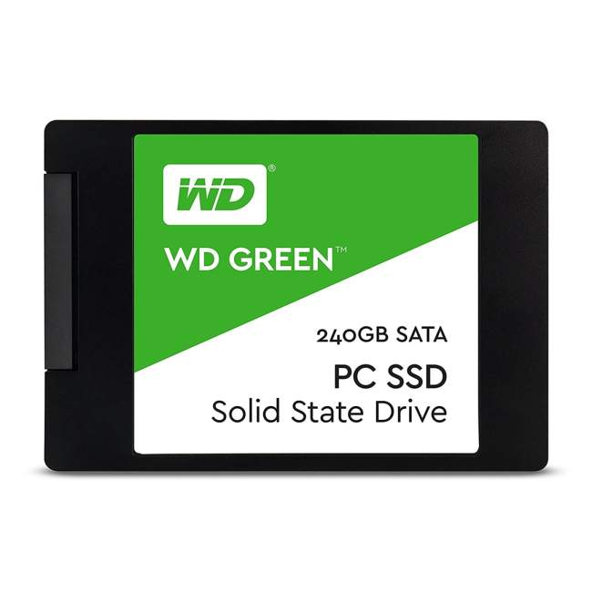 "240GB 2,5"" SATA3 Green Series WDS240G2G0A"