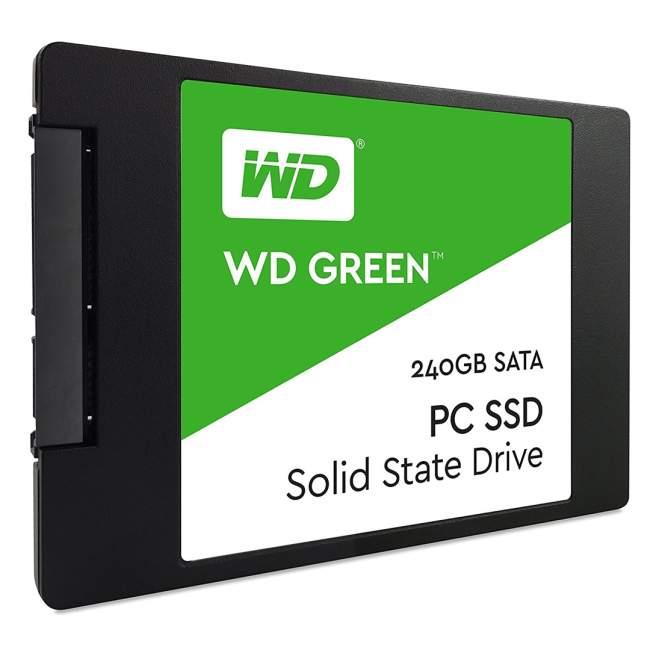"240GB 2,5"" SATA3 Green Series WDS240G2G0A"