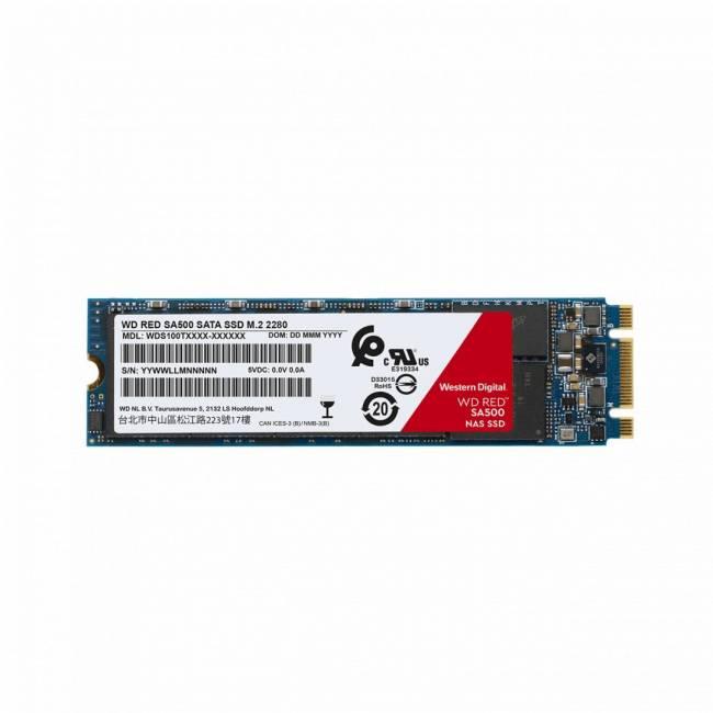2TB M.2 2280 SA500 NAS Red