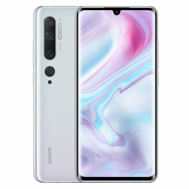 Redmi Note 10 128GB DualSIM Glacier White